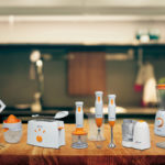 """Termozeta presenta una nuova linea di piccoli elettrodomestici per la cucina dedicati alla rubrica TV """"Cotto e Mangiato"""""""