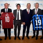 "A2A Energia è ""Official Energy Partner"" di AC Milan e FC Internazionale"