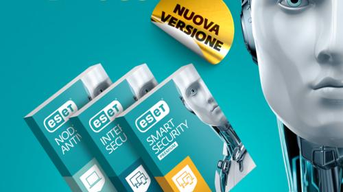 ESET presenta la nuova linea di soluzioni di sicurezza per gli utenti privati
