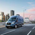 Ford presenta il nuovo Transit da 2 tonnellate