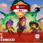 Xiaomi e ESL Italia insieme a Lucca Comics & Games 2019 con il primo torneo Xiaomi 5G Mobile Brawl by ESL