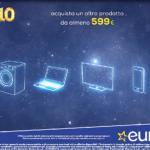 """Euronics ritorna in campagna con """"I Magnifici 10"""""""