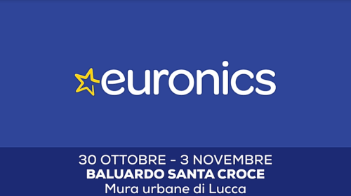 Euronics al Lucca Comics & Games