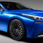 Nuova Toyota Mirai al Salone di Tokyo 2019