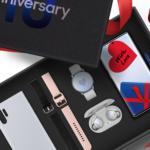 Samsung lancia l'esclusivo Samsung Galaxy Celebration Box