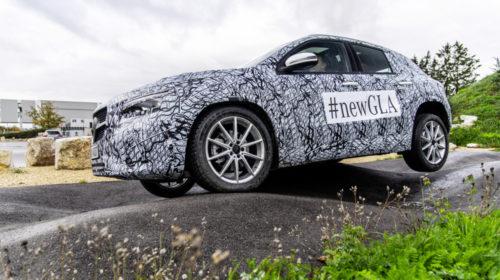 Mercedes-Benz presenta il nuovo GLA