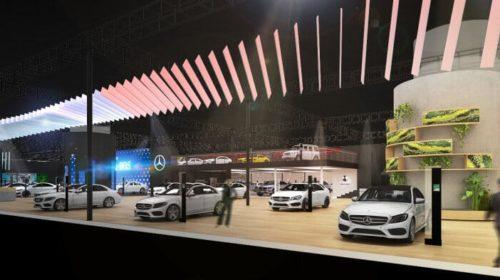 Mercedes-Benz a Auto Guangzhou: nuovo SUV del marchio di lusso Maybach