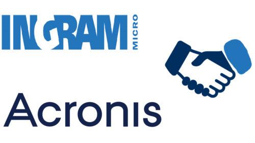 Acronis e Ingram Micro sottoscrivono un accordo strategico per la distribuzione globale