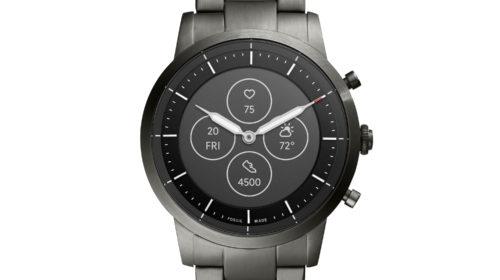 Fossil aggiunge la nuova piattaforma Hybrid HR alla linea di smartwatch