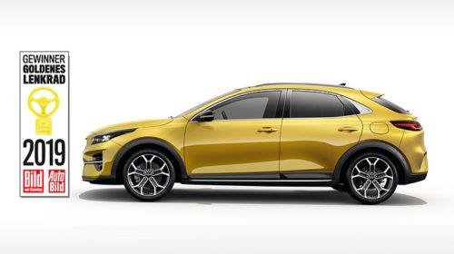 """Il nuovo crossover Kia eletto """"Best car under 35,000 Euros"""""""