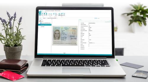 IRISmart Security il nuovo software progettato per l'estrazione dei dati dai documenti d'identità