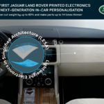 L'elettronica stampata di Jaguar Land Rover trasformerà la futura personalizzazione dei veicoli