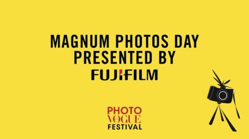 Fujifilm presenta il primo Magnum Photos Day