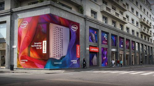 Lenovo annuncia l'apertura a Milano del suo primo Flagship Store europeo