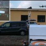 Presentato l'aeroporto mobile per droni volanti che garantirà la sicurezza della rete ferroviaria italiana