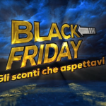 Euronics on air e online con la campagna per il Black Friday