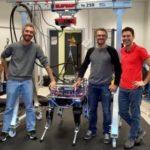 Trasporti sui sentieri: ci pensa il mulo robot