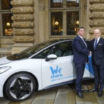 Il Gruppo Volkswagen e Amburgo estendono la partnership strategica per la mobilità