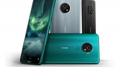 Nokia 7.2 e Nokia 800 Tough disponibili in Italia