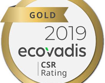 Epson ottiene il premio EcoVadis Gold per la CSR