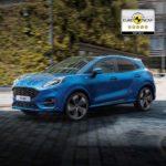 Ford Puma conquista le 5 stelle Euro NCAP