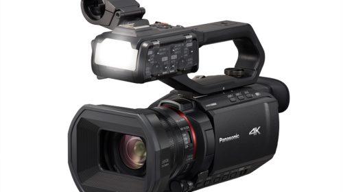 Panasonic amplia la serie di camcorder professionali CX
