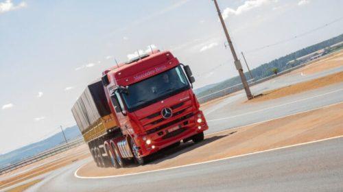 Mercedes-Benz e Bosch costruiscono un moderno centro di collaudo per veicoli a Iracemápolis