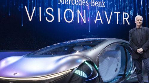CES 2020: Mercedes-Benz sviluppa una visione per il futuro della mobilità