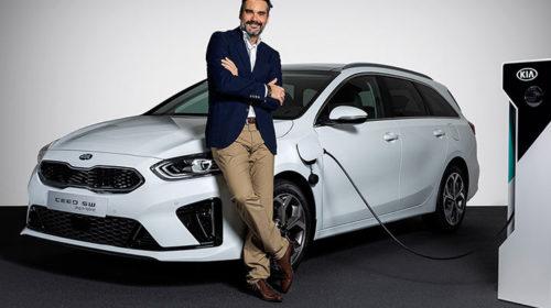 Kia Motors Europe nomina Carlos Lahoz nuovo Marketing Director