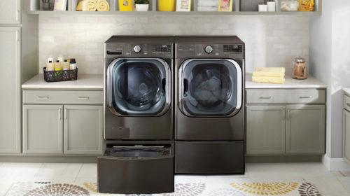 LG introduce una lavatrice dotata di Intelligenza Artificiale