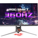 ASUS Republic of Gamers annuncia il nuovo ROG Swift 360Hz