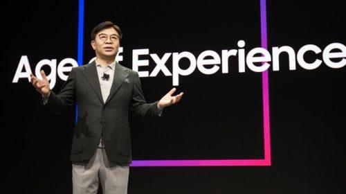 """CES 2020: Samsung Electronics presenta una nuova era della tecnologia, """"Age of Experience"""""""