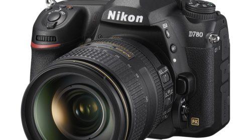 Nikon presenta la nuova reflex ad alte prestazioni D780