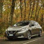Disponibile la nuova Nissan LEAF 62 kWh