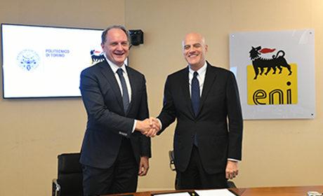 Eni e Politecnico di Torino: rinnovata alleanza per lo sfruttamento delle risorse energetiche marine