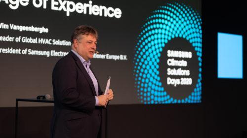 Samsung mette in mostra l'innovazione e immagina le città del futuro al Climate Solutions Days 2020