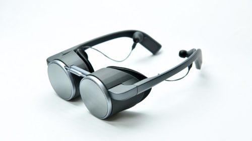 Panasonic presenta i primi occhiali per la realtà virtuale UHD con HDR