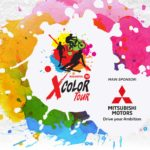 Mitsubishi Motors Automobili Italia main sponsor del Rossignol X Color Tour