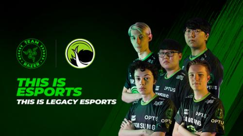 Il team Razer amplia la propria rosa con Legacy Esports