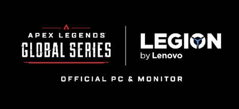 Lenovo Legion sponsor esclusivo per PC e Monitor della Apex Legends Global Series