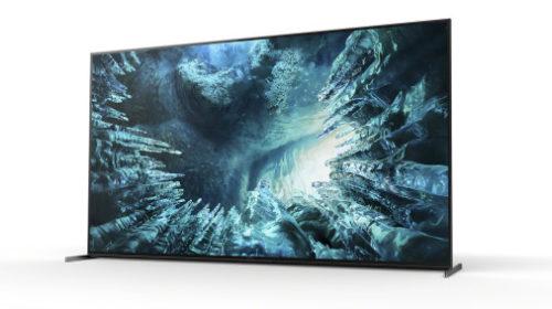 Sony presenta i nuovi televisori Full Array LED 8K, OLED 4K e Full Array LED 4K