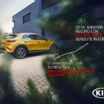 Nuovo Record di vendite per Kia Motors in Europa