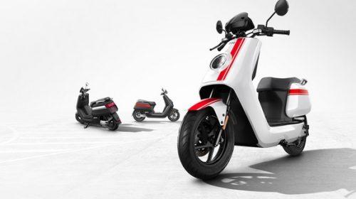 NIU inaugura il futuro degli scooter elettrici urbani