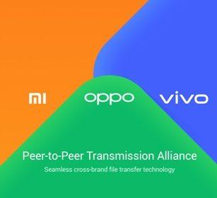 OPPO, vivo e Xiaomi uniti per rendere la condivisione file cross-brand più veloce e intuitiva
