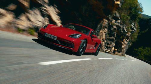 Porsche lancia i nuovi modelli 718 GTS 4.0