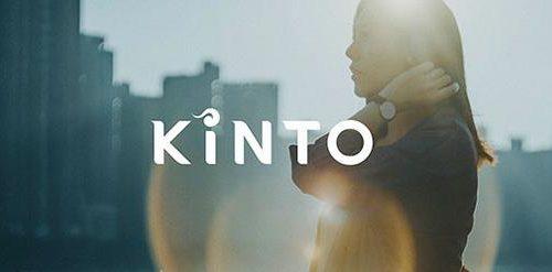 Toyota lancia KINTO per i servizi di mobilità