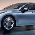 Toyota presenta il prototipo della seconda generazione di Mirai