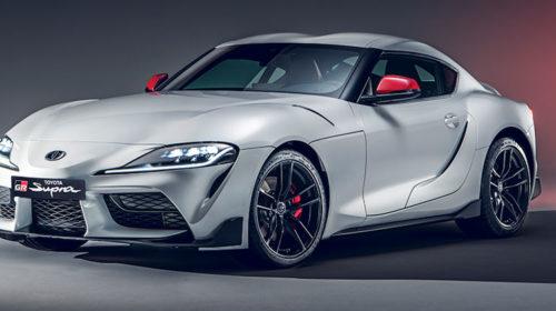 Toyota GR Supra: nuovo motore turbo 2.0L