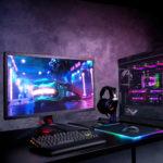 Arriva in Italia il primo monitor gaming con tecnologia Display Stream Compression