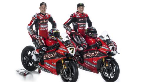 Aruba.it Racing – Ducati annuncia il rinnovo dell'accordo con Riello UPS